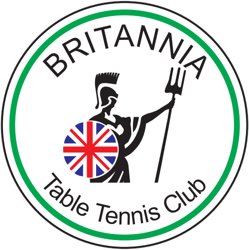 Britannia Table Tennis Roundel